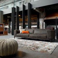 Abstrak design karpet intricate design wool carpet supply by China