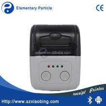 MP300 POS Receipt Thermal Wifi Printer Printing from a Cell Phone via Wireless Network
