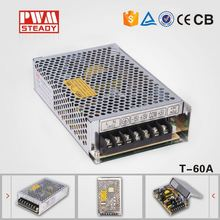 NEW ARRIVAL!! 60W Triple output switching power supply 5v 12v -5v switching power