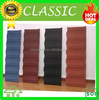 Direct factory different types of roof tiles