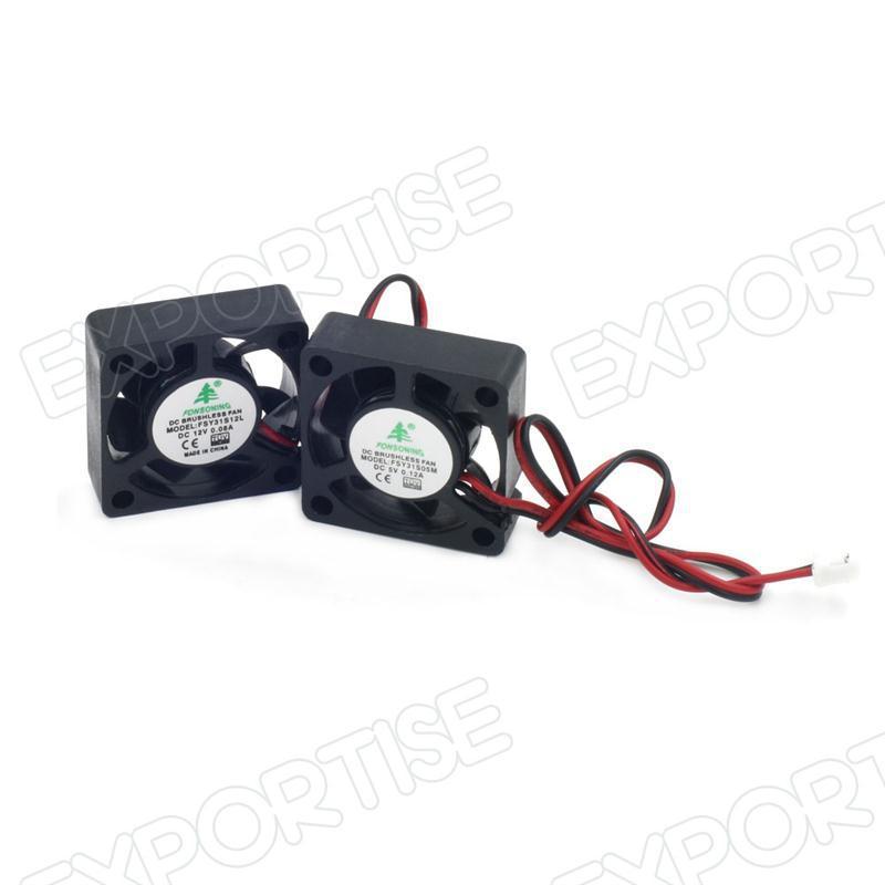 Mini blower fan 5v 12v dc axial cooling fan tipo fan for Dc motor cooling blowers