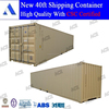 Brand new container shipping dry cargo container