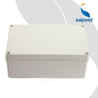 SAIP/SAIPWELL Waterproof Electrical Box 192*188*70mm Weatherproof Plastic Anti-Static Plastic Boxes