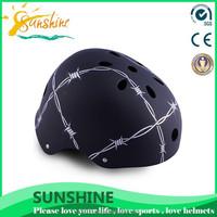 Sunshine Hot sale attractive mountain skate helmet RJ-D001