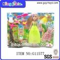 populares muñeca de plástico de moda