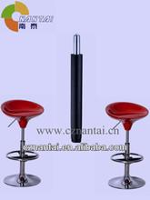 gas spring stool mechanism
