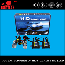 12V/24V/35W/55W AC Factory Directly Slim Hid 1year Warranty&High Quality Hid Xenon Conversion Kit With Super