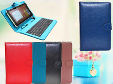 2015 Hot Sales Crystal Texture PU Leather Tablet Case with elastic for 7 to 10 inch tablet pc