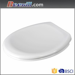 Best selling soft close toilet seat with top fixings