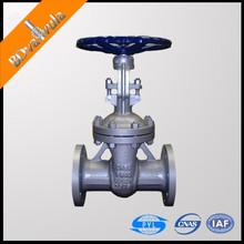 Gate valve with price DIN rising stem gate valve