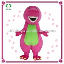 De alta y popular para adultos en71 trajes de barney, barney el traje de dinosaurio