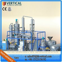 VTS-DP Lubricating Oil Recycling Machines Oil Recycling And Oil Recovery System
