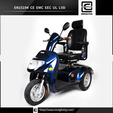 low noise good three wheel scooter electric scooter with seat