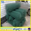 pvc coated galvanized chain link fence green black/ral 6005 chain link wire mesh/pvc coated thick wire chain link fence
