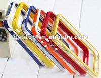 for Apple iPhone 4 4S rubber Bumper