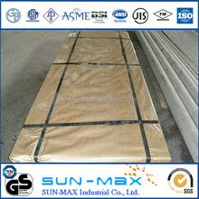 ASTM/AISI 201 stainless steel sheet with SGS/ISO Certification