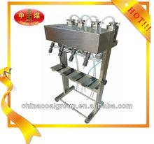 YT-4 Four nozzle perfume filling Machine & vacuum liquid filling machine