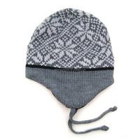 donggua headwear factory made kids beanie hats with earflaps