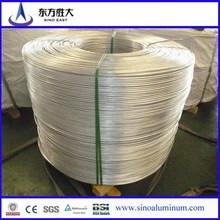 Professional Supplier 9.5mm Aluminum Wire Rod