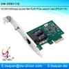Mini pci express gigabit ethernet lan network adapter