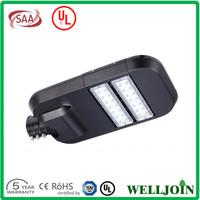 UL DLC List High Power 60w 80w 100w 200w All In One Led Solar Street Light Parking Lot Lighting Industrial Outdoor Lamp