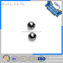 2.381mm subminiature stainless AISI304 steel ball for pen