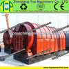 Waste plastic pyrolysis to oil plant| Waste rubber pyrolysis to oil plant| Waste tire pyrolysis to oil plant
