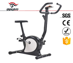 Kids Exercise Stationary Bike Equipment Fun Fitness Bicycle Workout Cardio