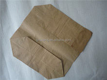 warp and weft kraft paper chemicals packing bag