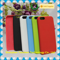 Tenchen hard case with microfiber , best plastic phone case for auto sleep/wake smart case for iphone 6