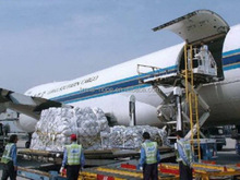 Fashionable latest air cargo shipping rates to germany