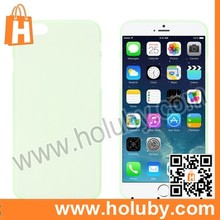0.3mm Ultra-thin Simple PC Hard Case for iPhone 6 4.7 inch
