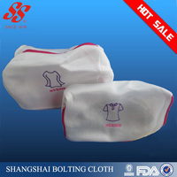 Waterproof foldable shopping 100% polyester laundry bags