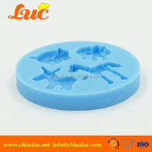 Lsm102 Wilton Products Food Grade Moulds Making Animal Shaped Silicone Mold