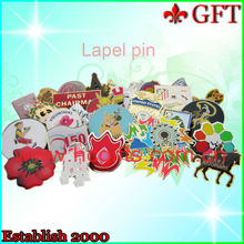 2013 High quality and best selling souvenir metal badge,pin,lapel pins