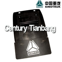 Heavy truck cabs parts Howo Truck WG9719950130 Rear mudguard for sale