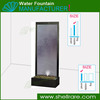 /product-gs/aluminum-home-decor-wall-water-feature-with-clear-glass-60225252598.html