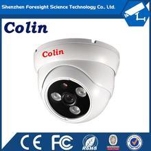 2015 Top 10 CCTV Manufacturer hd IP ir bullet camera 720p with CE FCC ROHS certificate