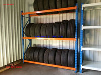 ISO9001 certified from professional factory rust-proof laboratory tire storage racks