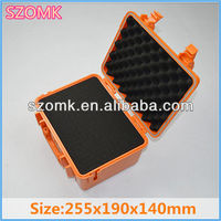 ShenZhen IP68 Orange hard case plastic medical tool box