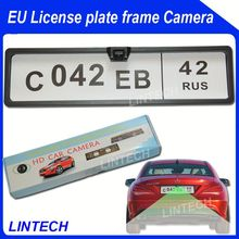 2014 Europe Cars Number plate car reversing camera for ford mondeo