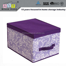 Cute cartoon toys storage box for kids