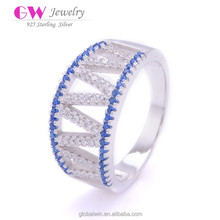 Indian Wedding Ring Stone Designs Models Ring For Women