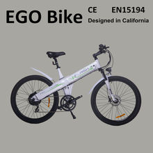 Flash, smart city/mountain bicycle hidden electric motor with pedals