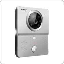 wifi video door phone wireless intercom system mini skype wifi camera