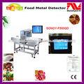 la alimentación del detector de metales con el ce aprobado