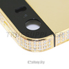 24Kt real gold plated gold housing for iPhone 5s, 24 carat luxury gold iphone 5S