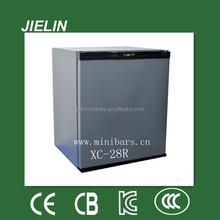 XC28 hotel mini fridge noiseless absorption refrigerator