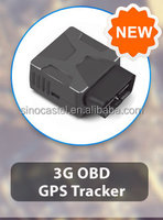 Smallest gps sms gprs tracker vehicle tracking system/3g gps tracker with J1939/J1708 protocol