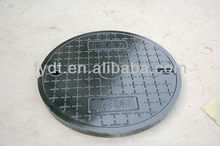 Environmental material SMC Manhole Cover EN124 D400 Water Meter Manhole Cover With Frame